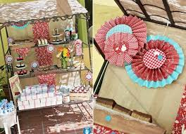 country themed baby shower picnic style baby shower guest feature celebrations at home