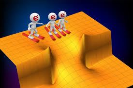 electrons go superballistic mit news