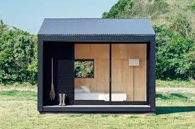 tiny houses on foundations muji hut tiny house is now on sale in japan for 26k curbed