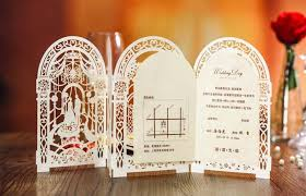 3d wedding invitations luxury 3d wedding invitations cards with envelope 2015 autumn card