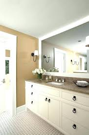White Framed Mirror For Bathroom Large Framed Mirrors For Bathroom Bathroom Furniture Excellent