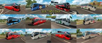 skin pack new year 2017 for iveco hiway and volvo 2012 2013 bus traffic pack v3 2 by jazzycat download ets 2 mods truck