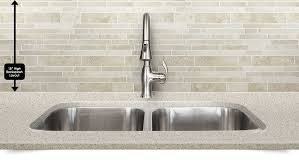 travertine kitchen backsplash light ivory travertine kitchen subway backsplash tile backsplash