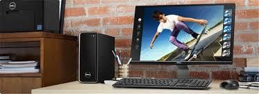 Small Desk Top Detalles De La Computadora De Escritorio Pequeña Inspiron 3000
