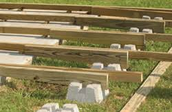 How To Make A Wooden Patio Lowdecktt12 Diy Steps For Building A Deck Over A Patio Slab The