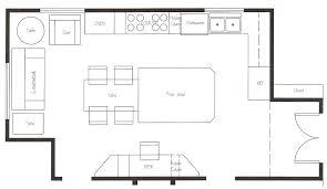 commercial kitchen blueprints