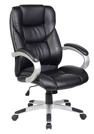 Small Leather Desk Chair Home Decor Tempting Executive Leather Office Chair With