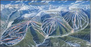 Colorado Ski Resorts Map by Keystone Resort Skimap Org