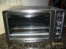 kitchenaid toaster oven kitchenaid toaster oven ebay