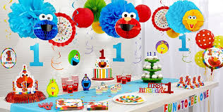 birthday party supplies elmo 1st birthday party supplies party city