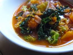 hearty vegetable soup calories nutrition facts recipes