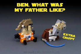 Lego Star Wars Meme - ugly lego star wars characters neatorama
