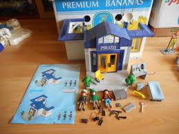 bureau playmobil playmobil politie polizei bureau playmobil nummer 3159