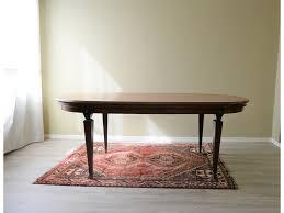 tavolo ovale legno tavolo ovale con struttura e piano d appoggio in legno massello