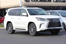 lexus 570 price 2018 lexus lx 570 pricing for sale edmunds