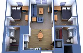 one bedroom house floor plans bungalow house plans one bedroom floor plan six split with two