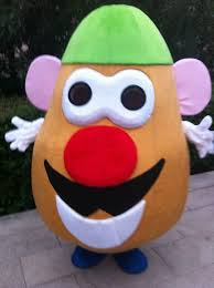 Diy Sew Potato Head Costume 17 Potato Head Images Potato