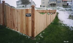 4 Ft Fence Panels With Trellis 4 Foot High Wood Private Fences Midwest Fence