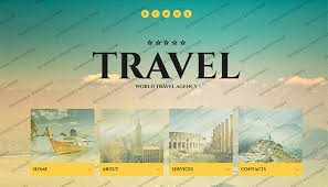 40 best travel website html templates templatemag