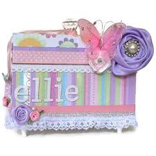 Girls Personalized Jewelry Box 52 Best Painted Jewelry Box Images On Pinterest Hand Painted