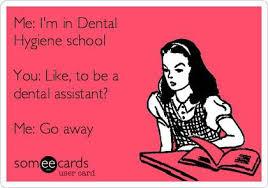 Dental Hygiene Memes - witt family happenings life as a dental hygiene student