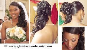 coiffure mariage africaine coiffure de cérémonie mariage idées coiffure afro tresses