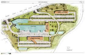 building site plan future plans for shbc development south hill business cus