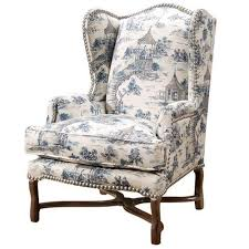 Wingback Chair Ottoman Design Ideas Fantastic Wing Chairs With Ottoman Ivory Wingback Chairs Design
