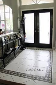 Tile Floor Designs For Kitchens by Best 25 Tile Entryway Ideas On Pinterest Entryway Flooring