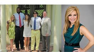 Mike Oher Blind Side Leigh Anne Tuohy Big Game Recipe Favorites U0026 Entertaining Tips