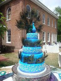peacock wedding cake topper wedding peacock cake topper decoration reception centerpiece decor