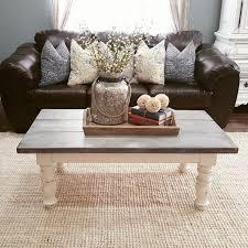 Rustic Coffee Tables Living Room Coffee Table Centerpiece Centerfieldbar Com