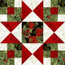 star crossed christmas quilt block star patchwork and patterns