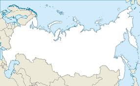 russia map border countries free vector map of russia