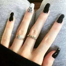 halloween inspired nail art images nail art designs