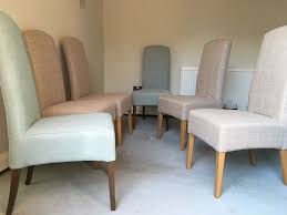 Next Dining Chairs Next Dining Chairs X 6 In Northton Northtonshire