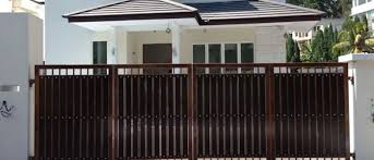 home gate design 2016 stainless steel gate auto gate system