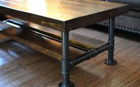 in metal table legs metal coffee table legs macky co