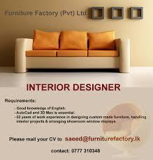 interior design jobs furniture design vacancies quickweightlosscenter us