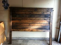 Distressed Wood Headboard Img Distressed Wood White Reclaimed Diy Projects Frame