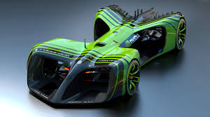 future cars wallpaper roborace future cars hybrid formula e season