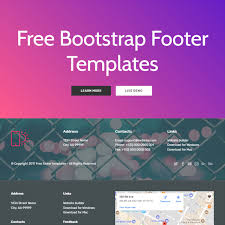 free html bootstrap 4 registration form template