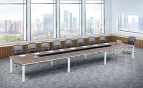 16 people boardroom table furniture conference table dk201 6