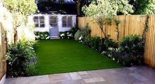 landscape gardener design a structured and somewhat formal garden