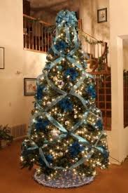 where can i find a brown christmas tree how to criss cross ribbons on a christmas tree holidappy
