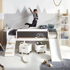 unique kids bedrooms limited edition play learn sleep bed by lifetime unique kids