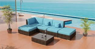 10 Foot Sectional Sofa Milan By Las Vegas Patio Furniture Viro Outdoor Wicker Sectional Sofa