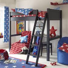 High Sleeper Beds With Sofa by Ikea High Sleeper With Desk Google Search Girls Bedroom Ideas