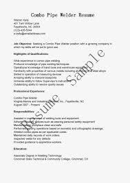 Oilfield Resume Examples by Boilermaker Welder Cover Letter