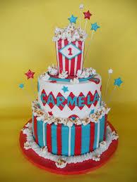 cake option 3 sweet sixteen carnival theme pinterest